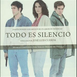 Todo Es Silencio original soundtrack