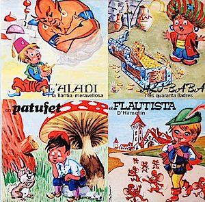 Contes Infantils original soundtrack