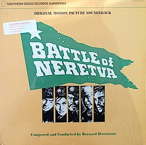 Battle of Neretva original soundtrack