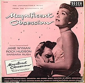 Magnificent Obsession original soundtrack