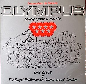 Olympus: Music para el Deporte original soundtrack