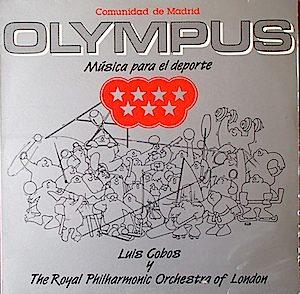 Olympus: Music para el Deporte original soundtrack