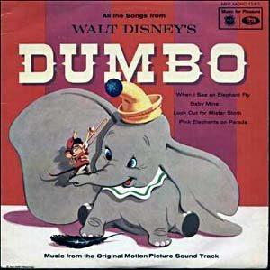 Dumbo original soundtrack