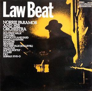 Law Beat original soundtrack