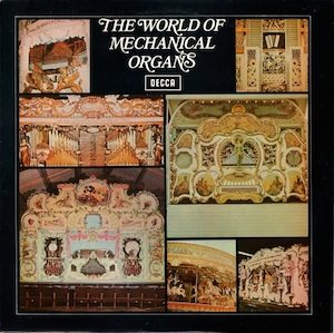 World of Mechanical Organs original soundtrack