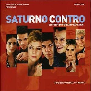 Saturno Contro original soundtrack