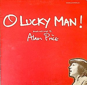 O Lucky Man original soundtrack
