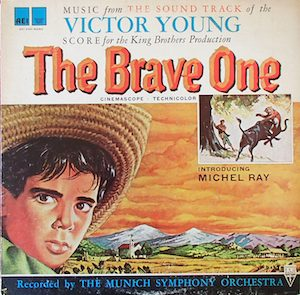Brave One original soundtrack