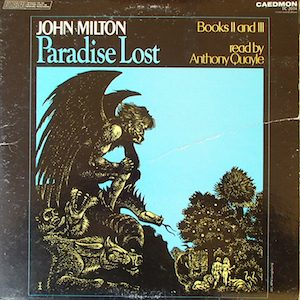 Paradise Lost: Books II and III original soundtrack