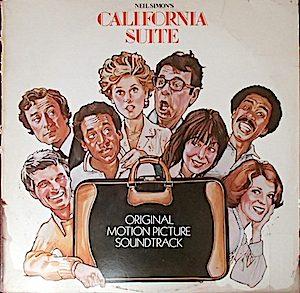 California Suite original soundtrack