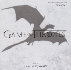 Game of Thrones: season 3 original soundtrack