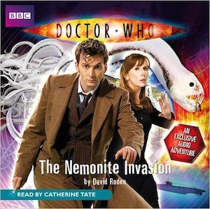 Doctor Who: The Nemonite Invasion original soundtrack