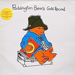 Paddington Bear's Gold Record original soundtrack