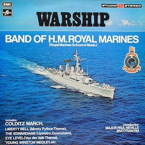 Warship: Band of H.M. Royal Marines original soundtrack