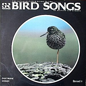 Bird Songs of Britain and Europe: record 4 original soundtrack
