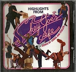 Smokey Joe's Cafe: Highlights from original soundtrack