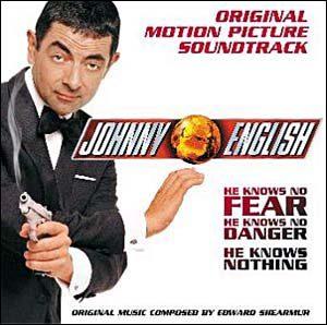 Johnny English original soundtrack