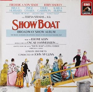 Show Boat: Broadway show album original soundtrack