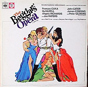 Beggar's Opera: London Cast original soundtrack