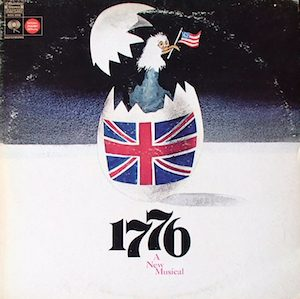 1776: Broadway cast original soundtrack