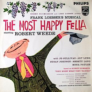 Most Happy Fella original soundtrack