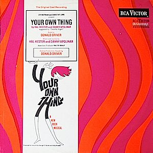 Your Own Thing original soundtrack
