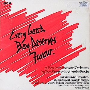 Every Good Boy Deserves Favour original soundtrack