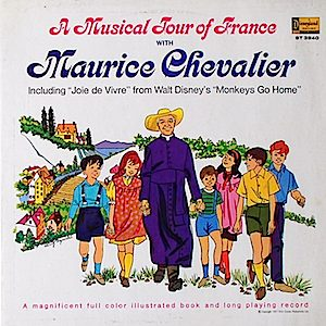 Musical Tour of France with Maurice Chevalier original soundtrack