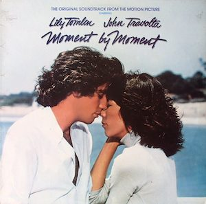 Moment by Moment original soundtrack