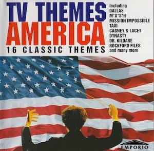 TV Themes America original soundtrack