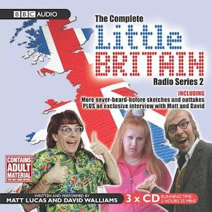 Little Britain: Radio Series 2 original soundtrack