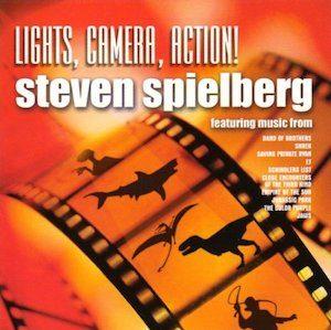 Lights, Camera, Action: stephen spielberg original soundtrack