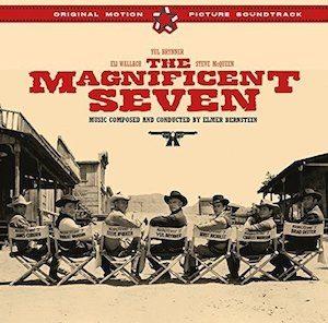 Magnificent Seven original soundtrack