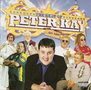 Peter Kay... So Far original soundtrack