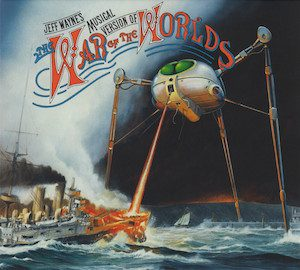 War of the Worlds: 30th Anniversary original soundtrack