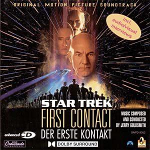 Star Trek: First Contact original soundtrack