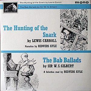 Hunting of the Snark & Bab Ballads original soundtrack