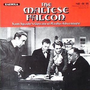 Maltese Falcon original soundtrack
