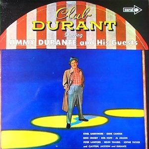 Jimmy Durante: Club Durant original soundtrack