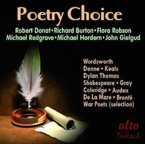 Poetry Choice original soundtrack