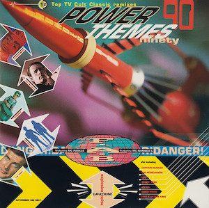 Power Themes 90 original soundtrack
