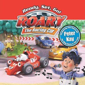 Roary the Racing Car: ready, set, go original soundtrack