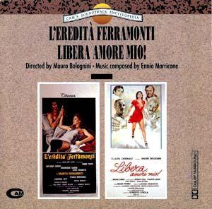 Eredità Ferramonti + Libera Amore Mio original soundtrack