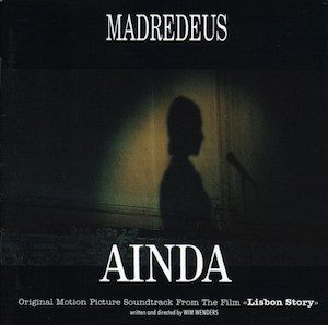 Lisbon Story (Ainda) original soundtrack
