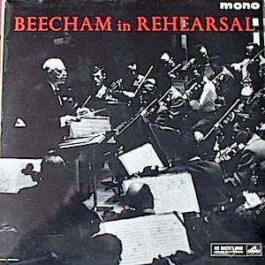 Beecham in Rehearsal original soundtrack