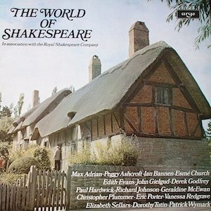 World of Shakespeare original soundtrack