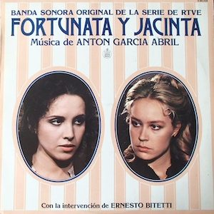 Fortunata y Jacinta original soundtrack