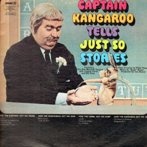 Captain Kangaroo: Tells Just So Stories original soundtrack