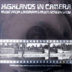 Highlands in Camera original soundtrack
