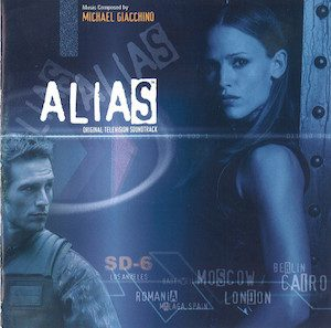 Alias original soundtrack